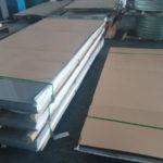 В каких современных сферах используются алюминиевые листы?
