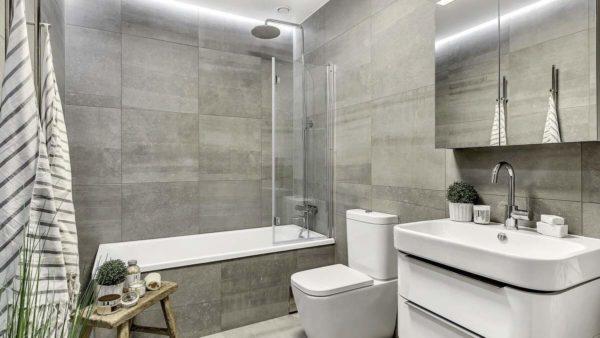 Ремонт ванних кімнат під ключ. Ціни у Львові